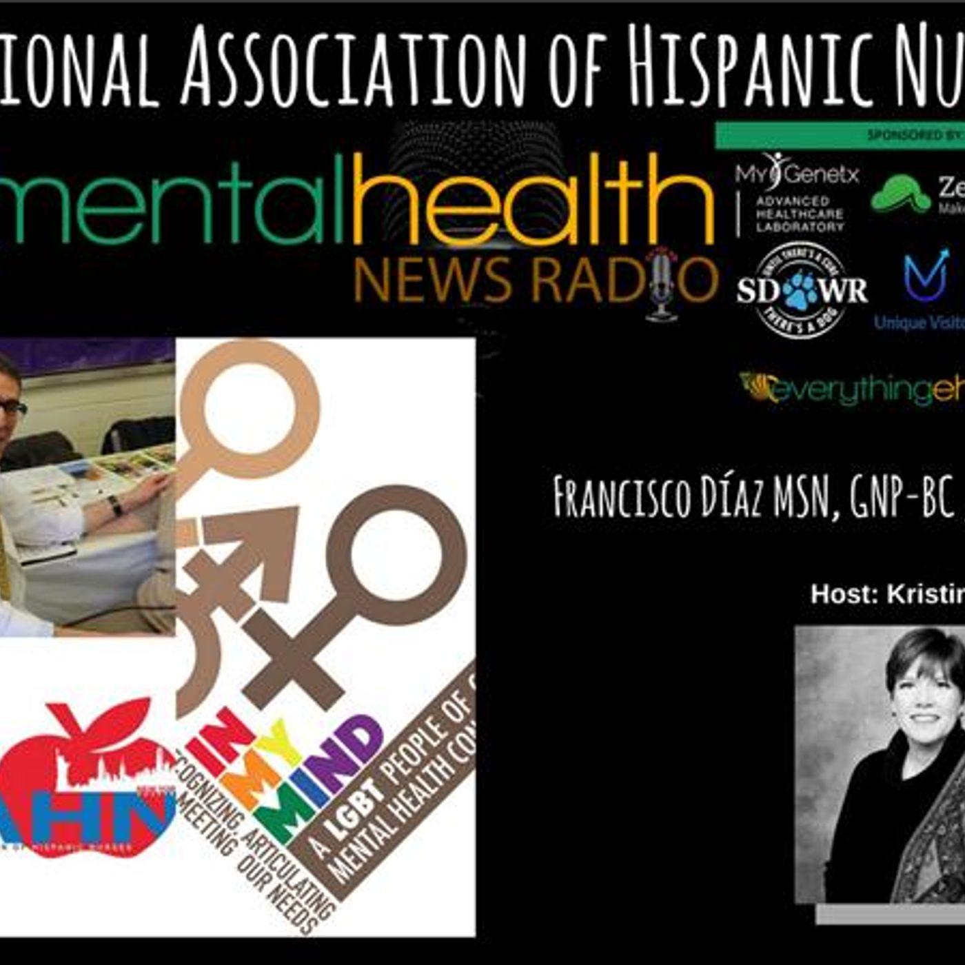 Mental Health News Radio - DBGM In My Mind Conference: National Association of Hispanic Nurses