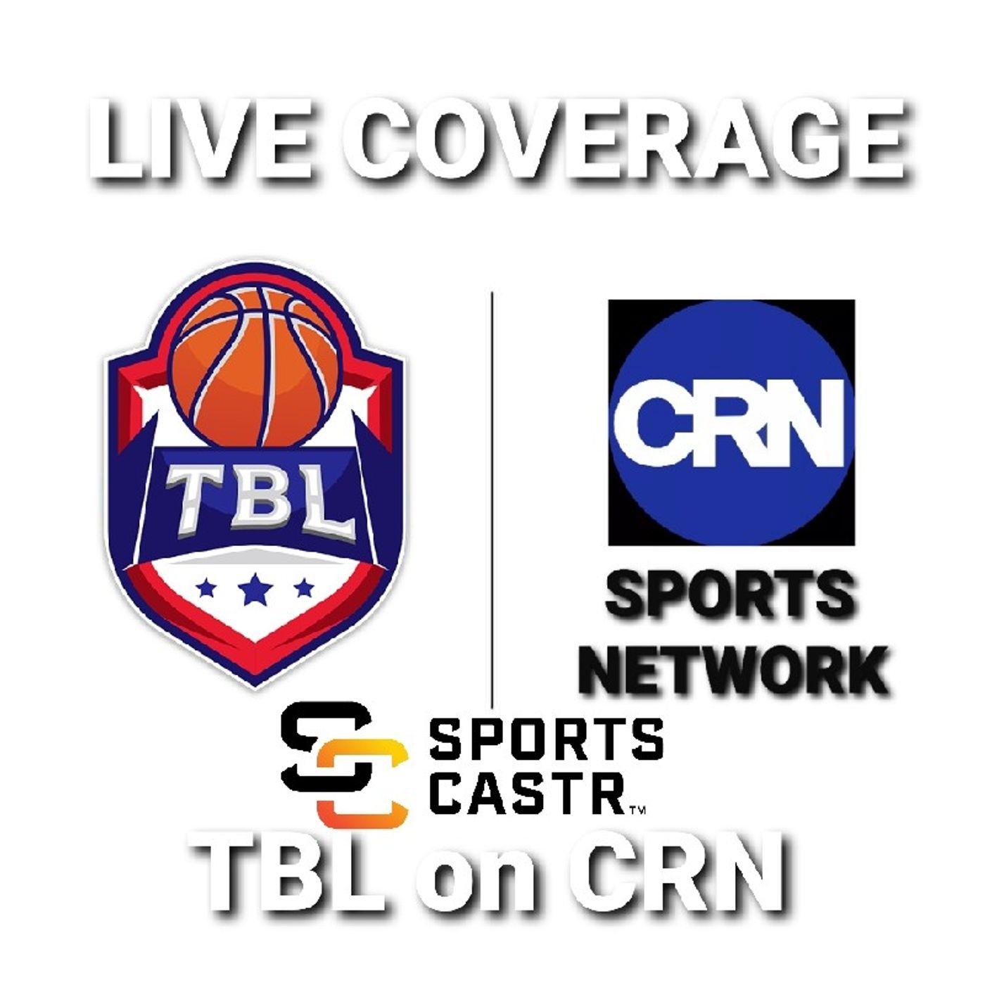 CRN Sports Coverage of #TBLonCRN Dallas Skyline vs Raleigh Firebirds! #CRNSports 🎙🏀