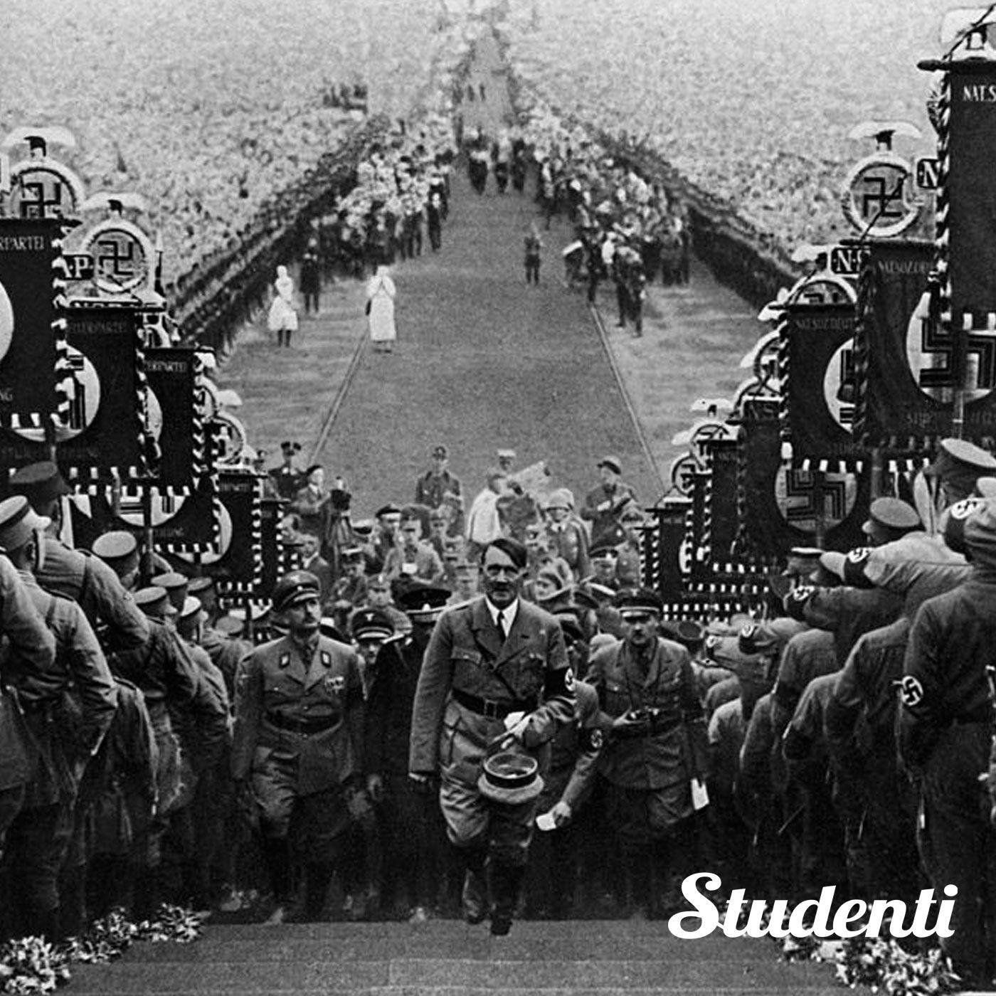 Storia - L'ascesa del nazismo