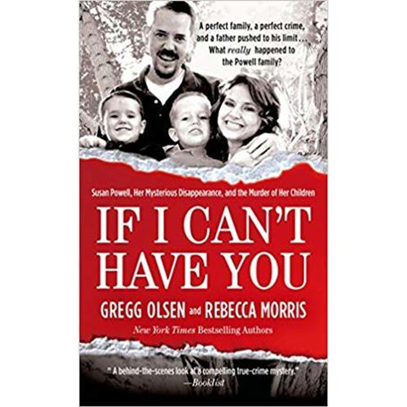 IF I CAN'T HAVE YOU-Rebecca Morris