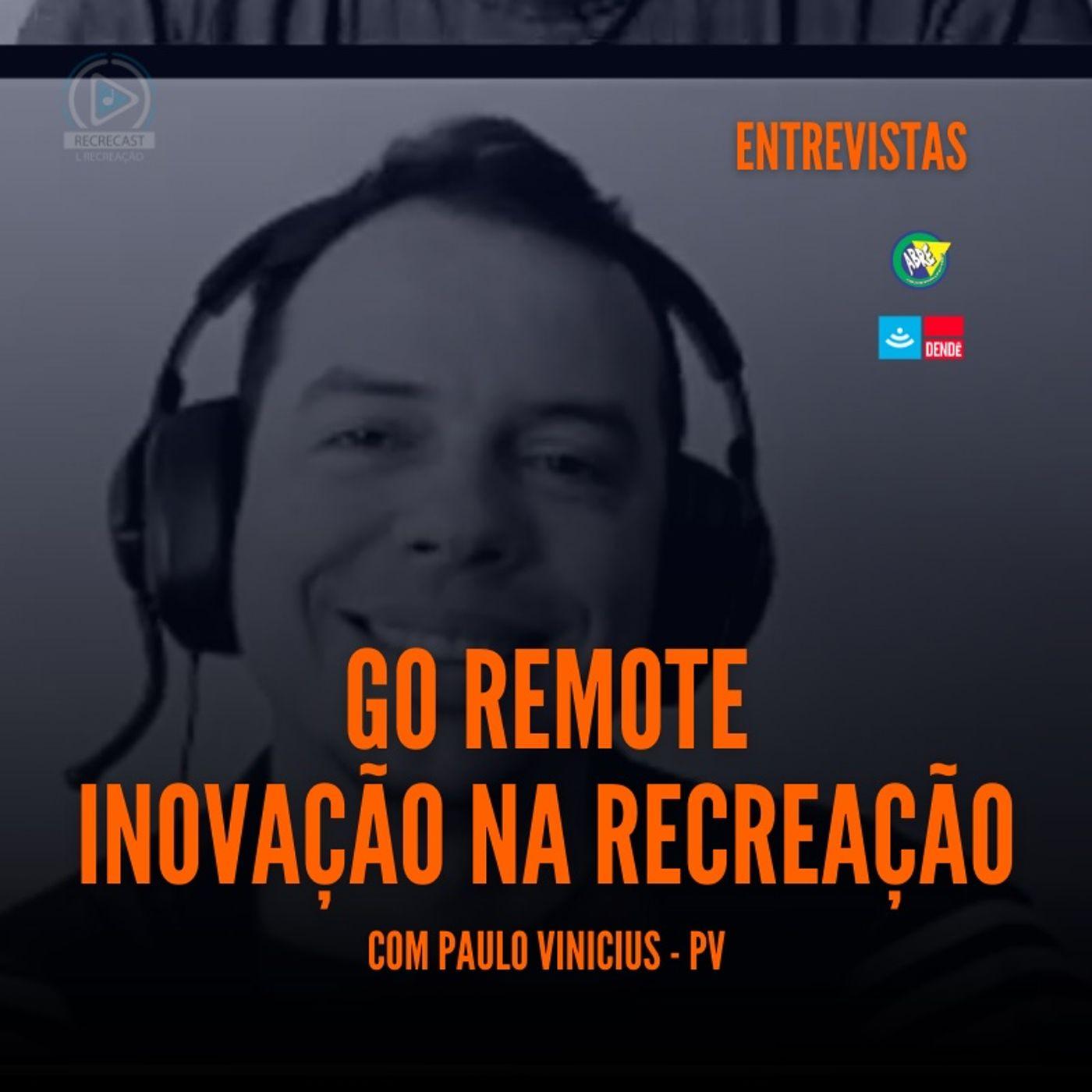 GO Remote - Inovação na Recreação