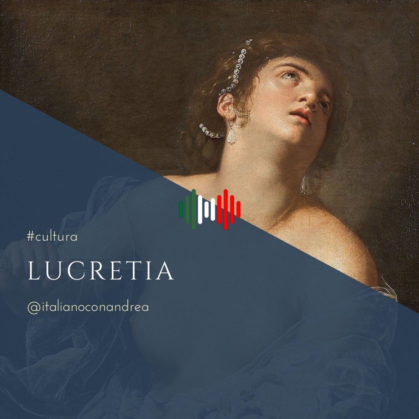 274. CULTURA: Lucretia