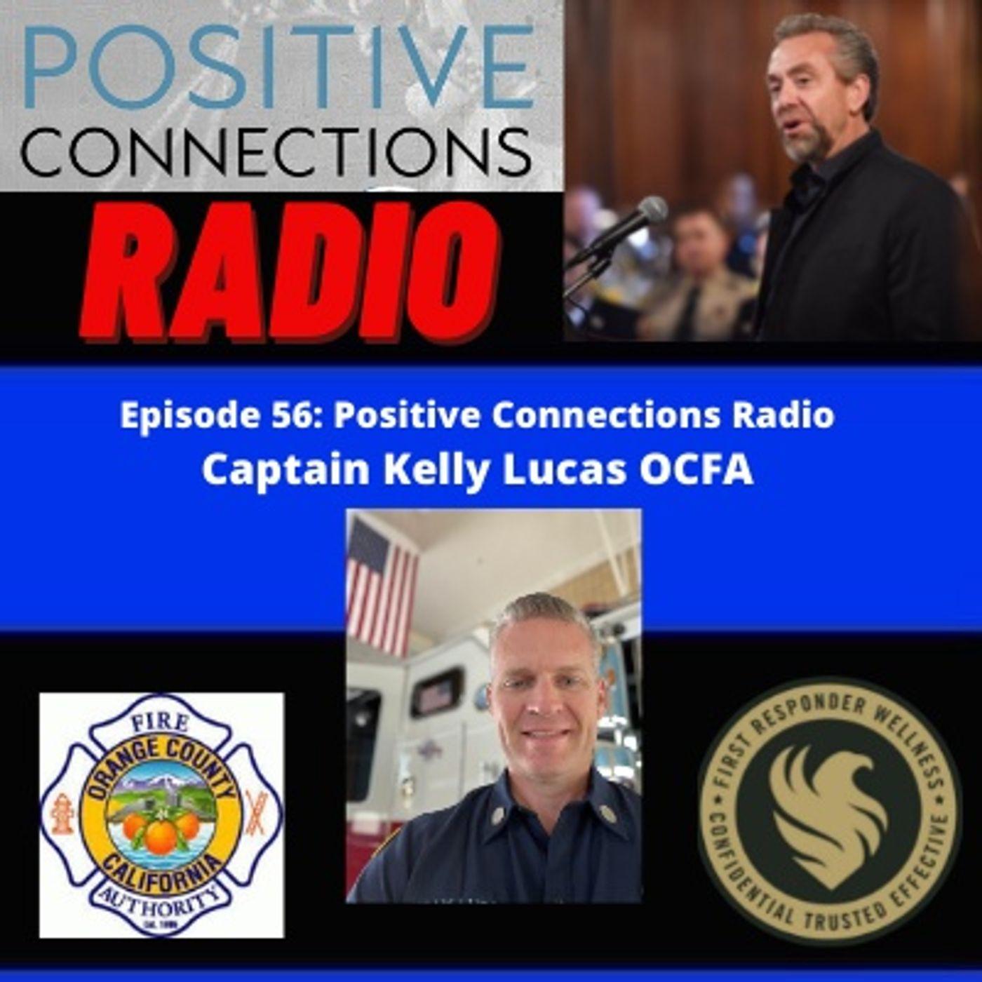 Captain Kelly Lucas OCFA