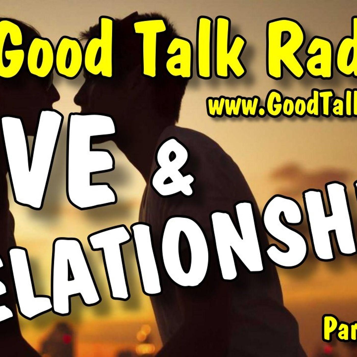 Love & Relationships, Arizona Talk Radio's Rob & Derek Hosting, Lisamarie Monaco & Helen Cernigliaro, Pt.3