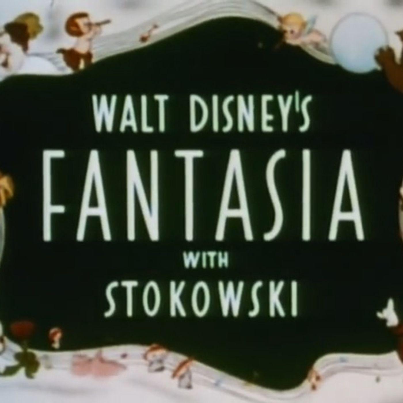 """13 novembre 1940, esce nelle sale """"Fantasia"""" della Disney - #AccadeOggi - s01e07"""