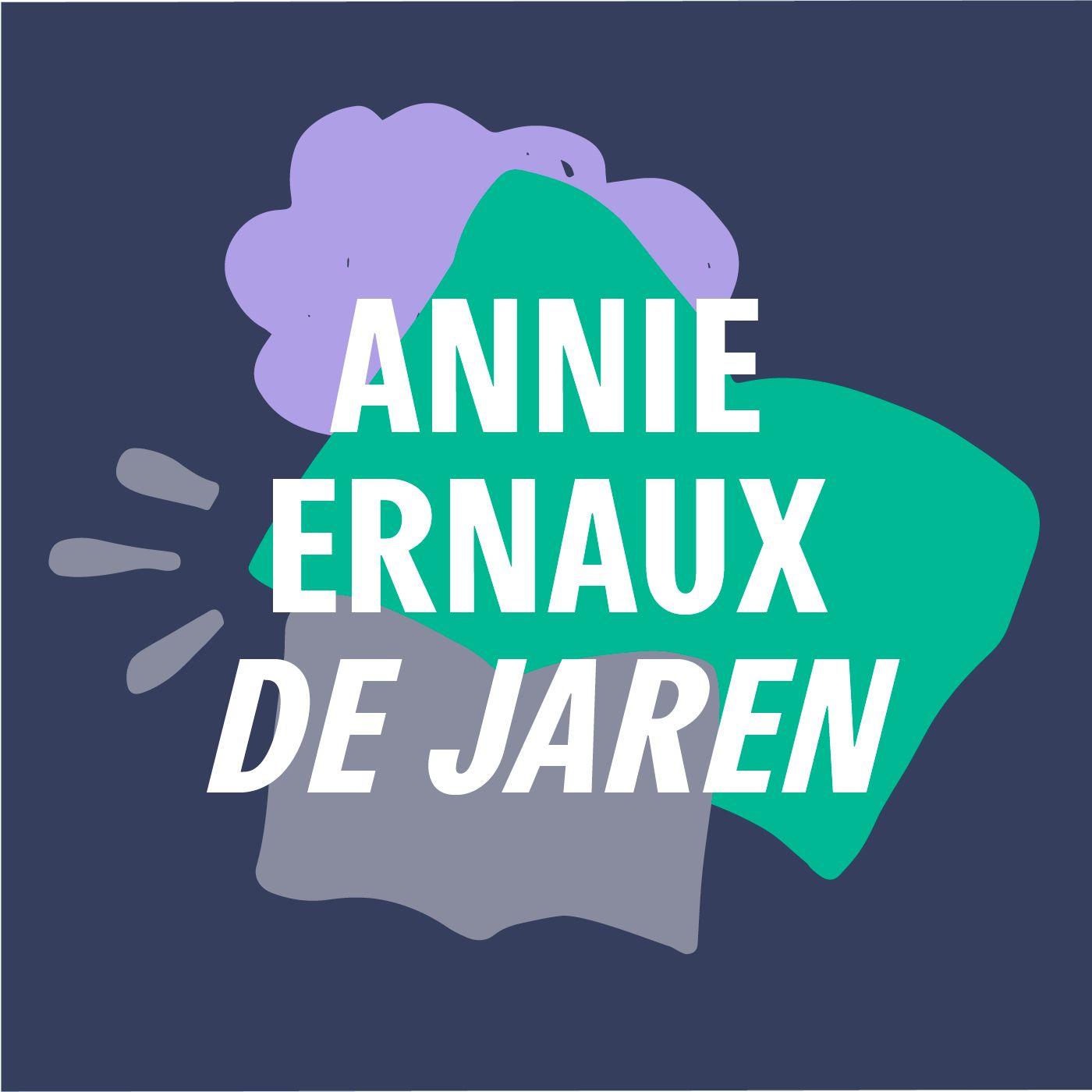 S4 #2 - Is Annie Ernaux een yes? | 'De jaren' - Annie Ernaux