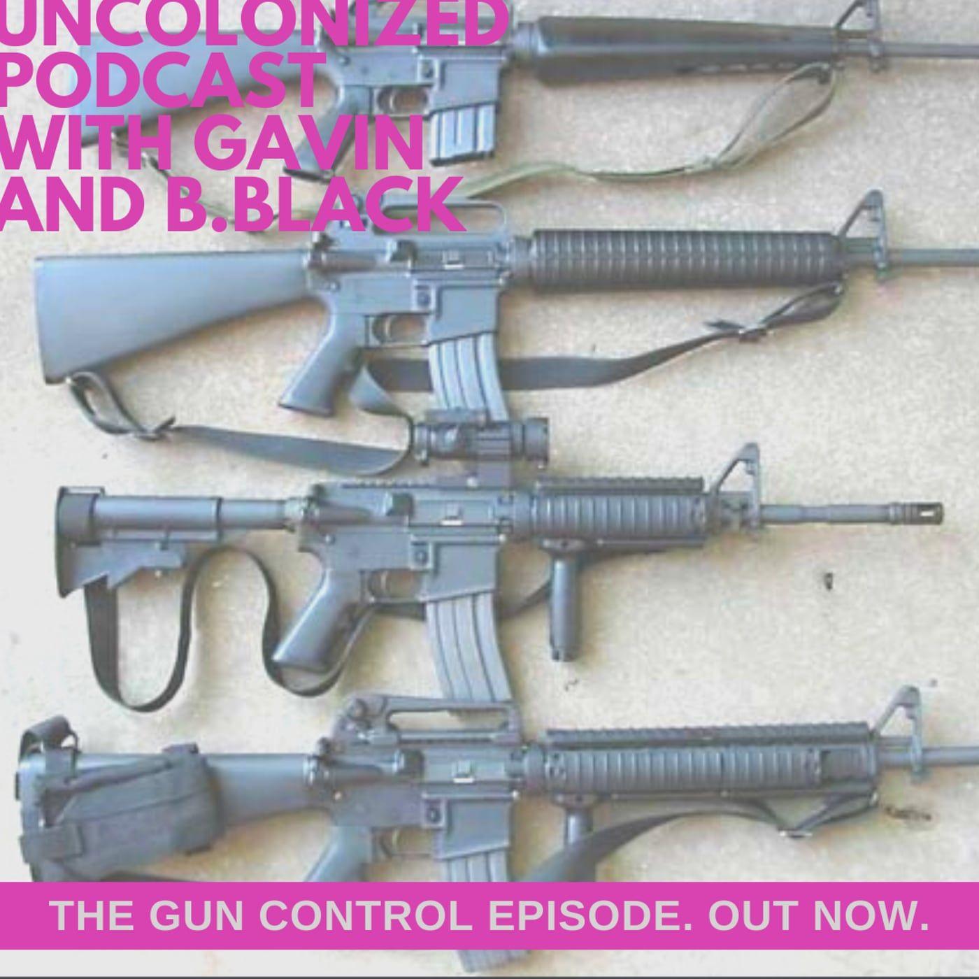 S04E30 – Gun Control and Emotional Labour