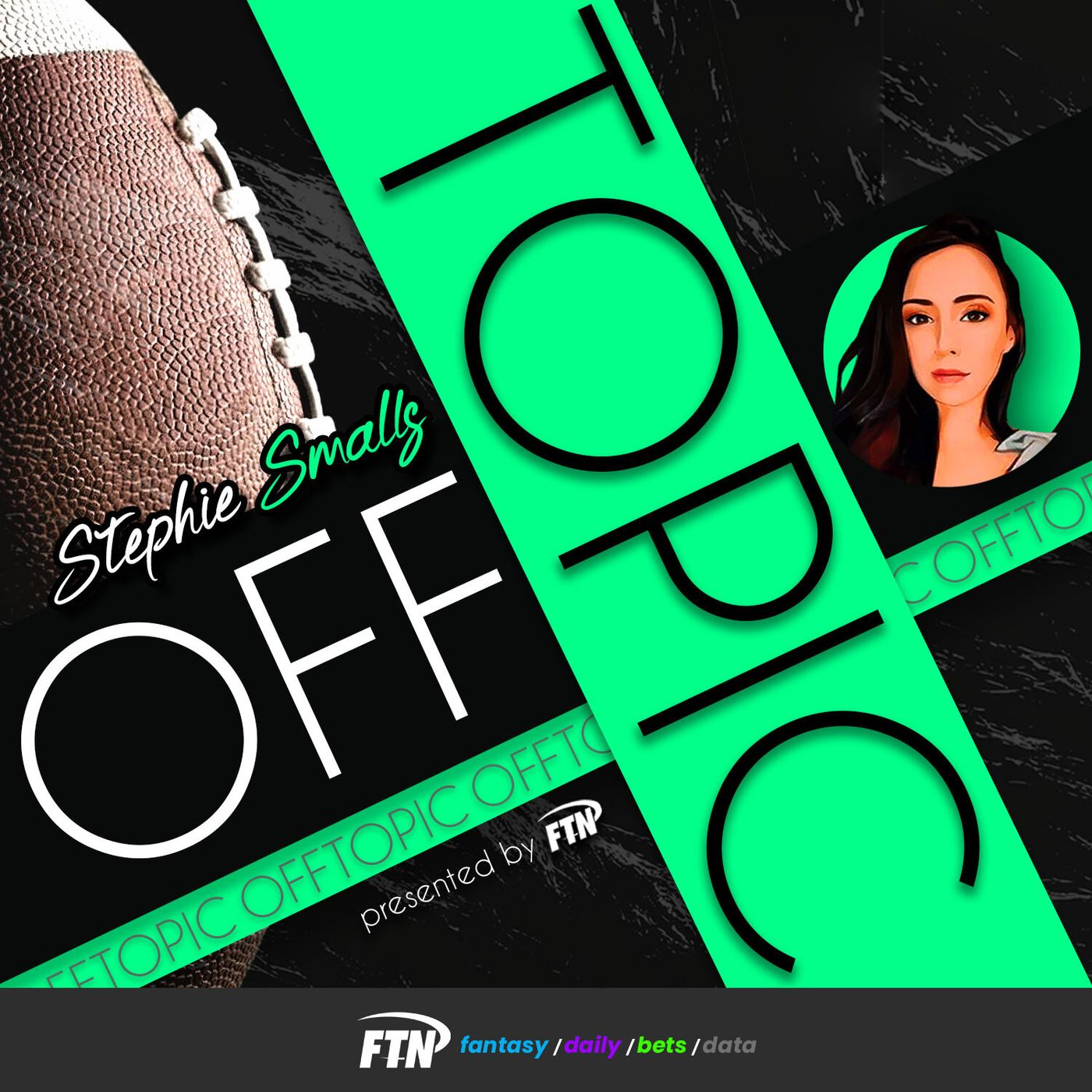 Ep. 1 - Off Topic With NFL Network's Adam Rank #Pandy