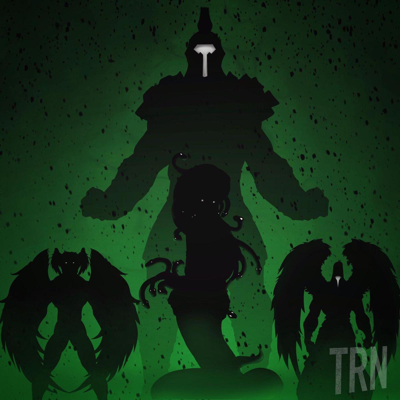 01x26- Mitología Griega, los dioses del miedo y la muerte: Hades, Fobos, Deimos, Enia, Tánatos y las Keres