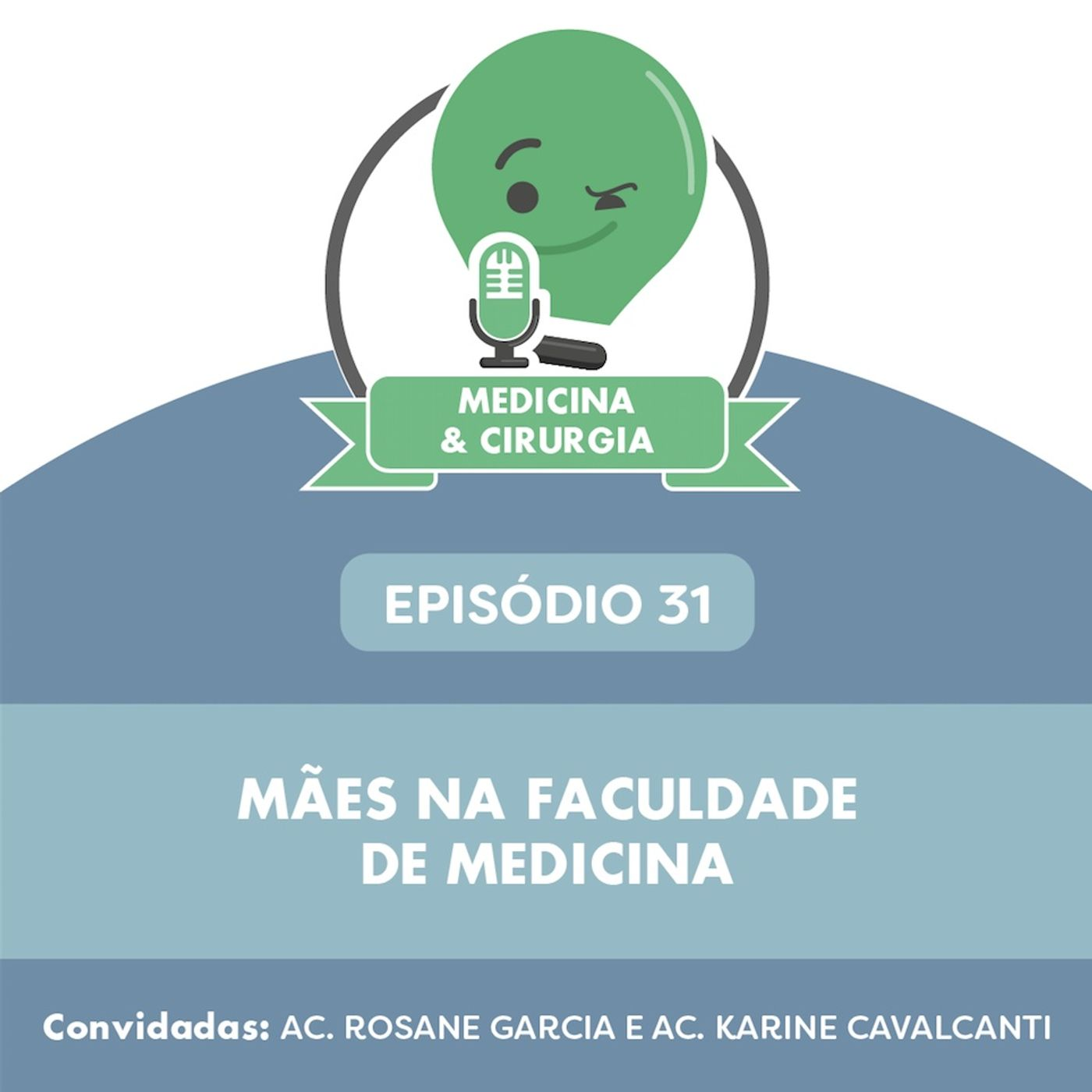 31 - Mães na faculdade de medicina