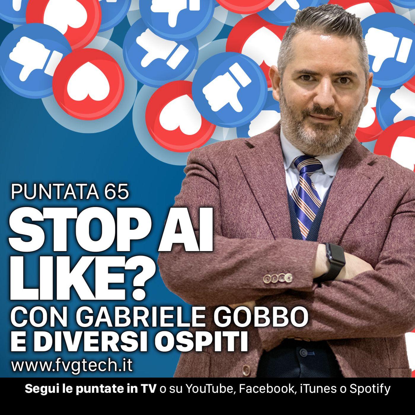 65 - Stop ai Like su Facebook? 8 ospiti