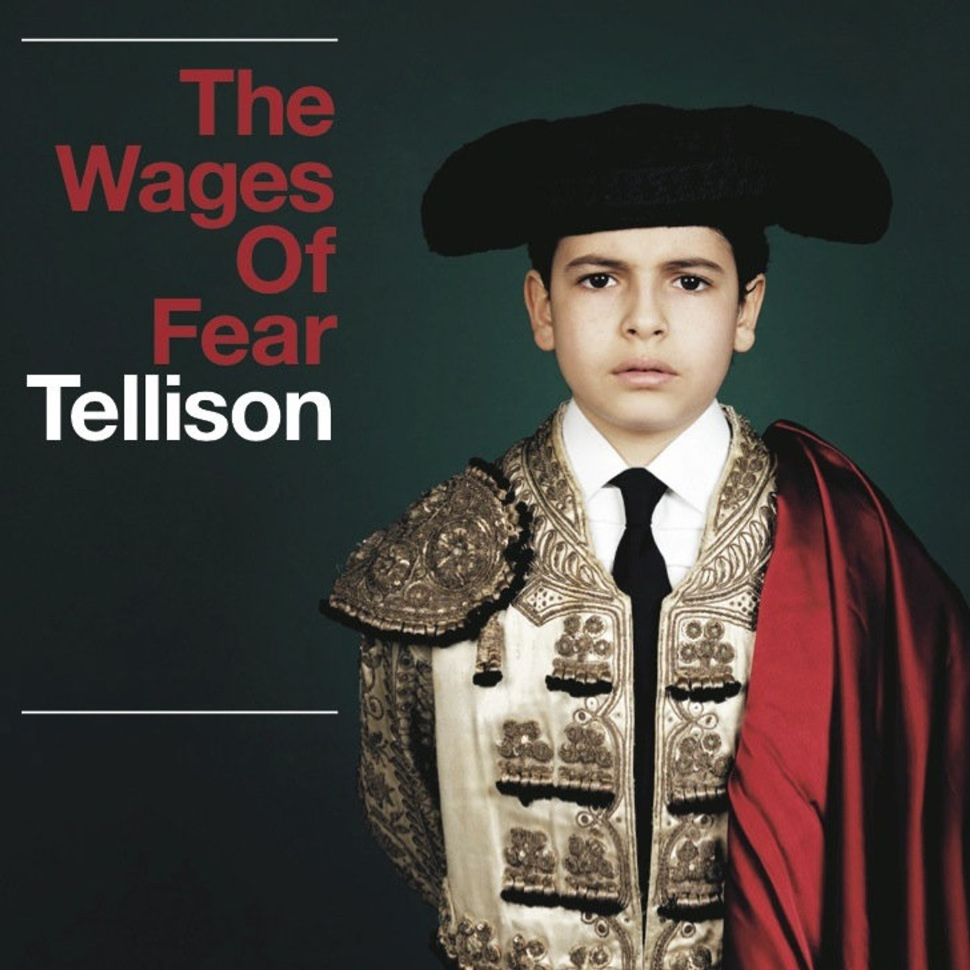 The Wages of Fear: Tellison with Simon Christopher