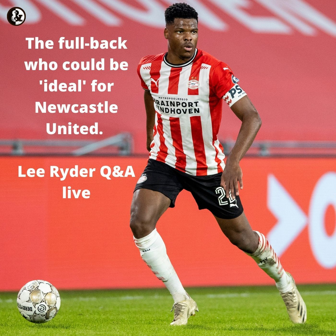 The Dutch full-back who is catching the eye of Newcastle United - Lee Ryder Q&A