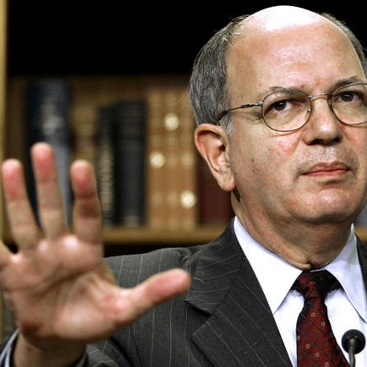 Episode Five:  Interview with Former Congressman Martin Frost (D-TX)