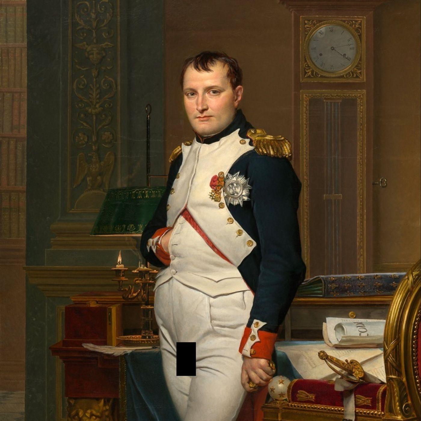 (Gościnnie) 3. Kasia ze składu Nie Matkuj opowiada o przygodach penisa Napoleona