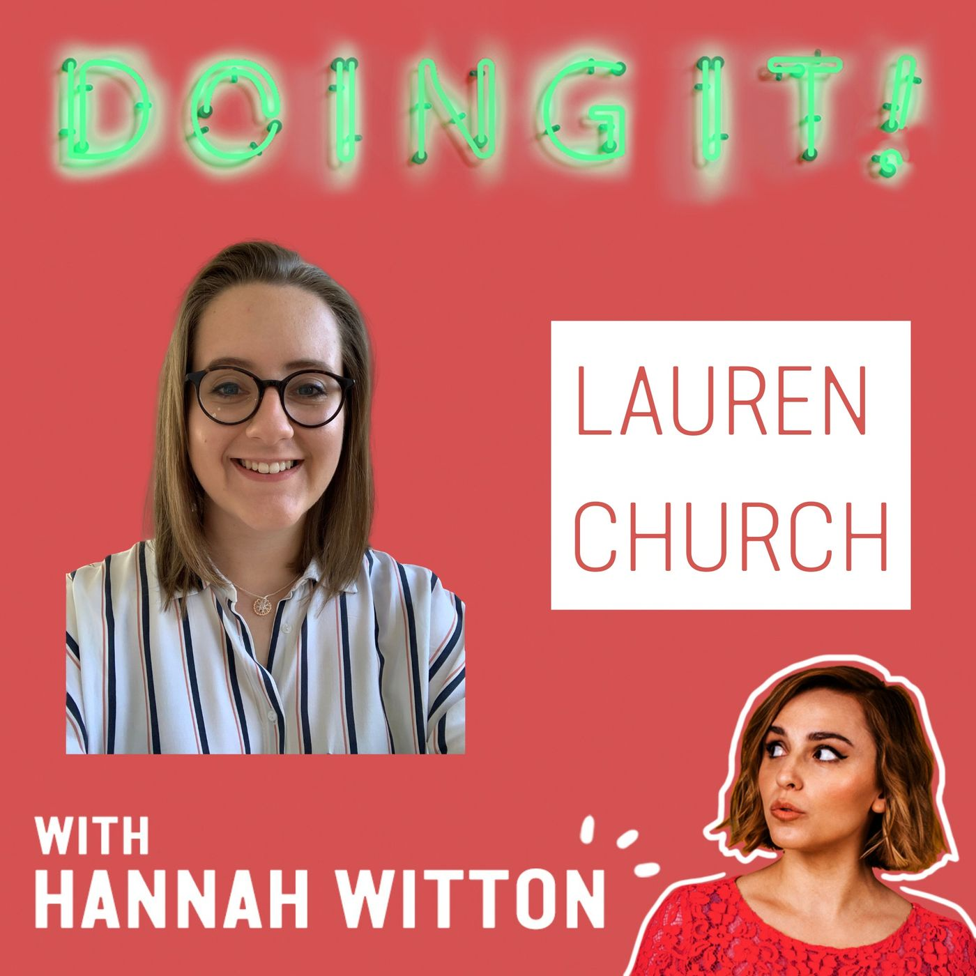 Periods and Wanking in Space with Lauren Church