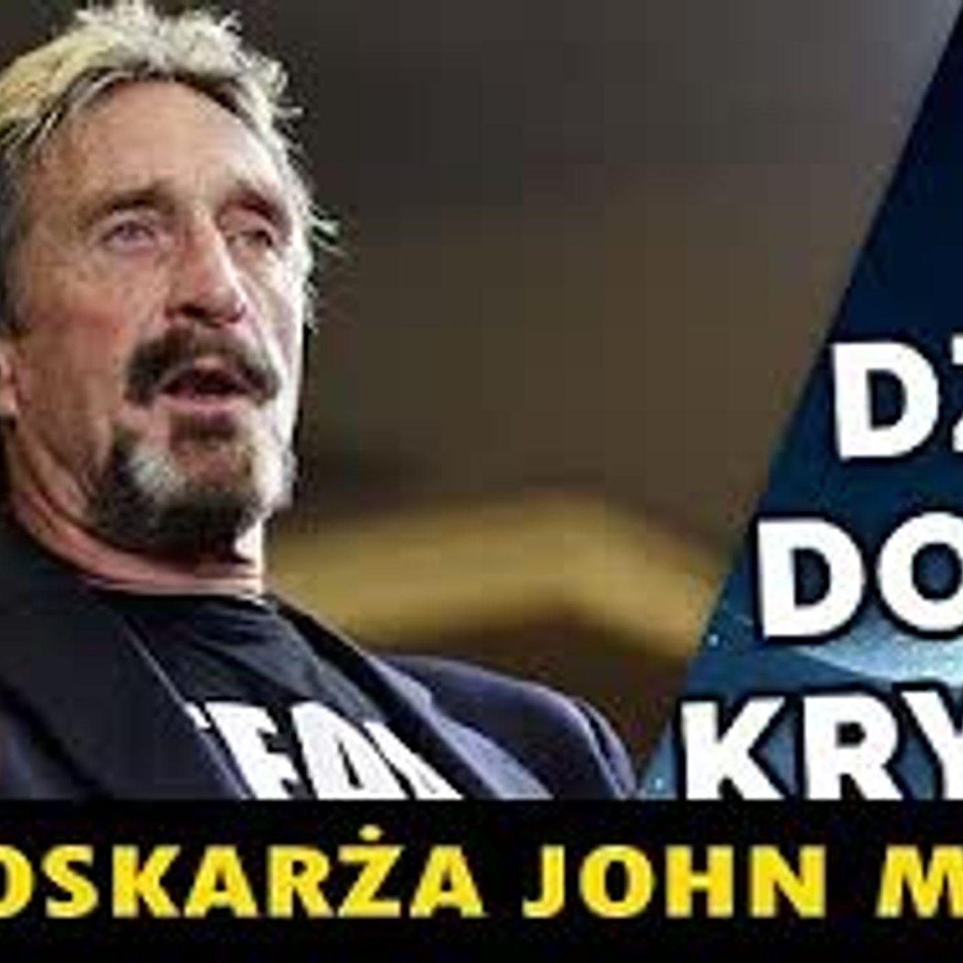 #DDK | 06.10.2020 | JOHN THE POMP? SUSHI PONIŻEJ $1? EUROPOL - SAMURAI I WASABI? BLOOMBERG - BITCOIN DO $100000?