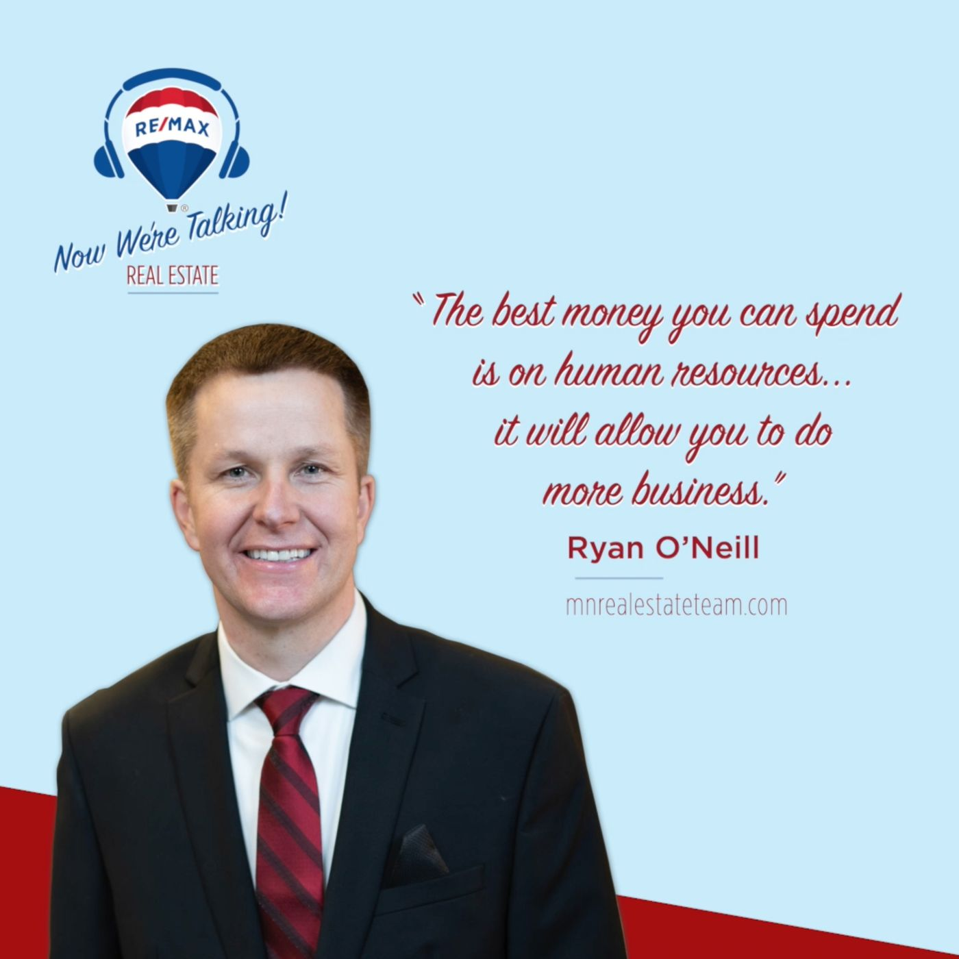 Be Real. Be Relatable: Team Building Tips from Top Team Leader Ryan O'Neill
