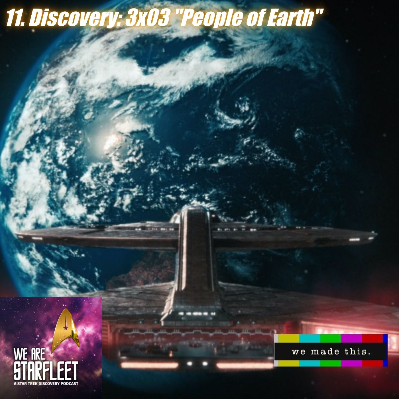 """11. Discovery: 3x03 """"People of Earth"""""""