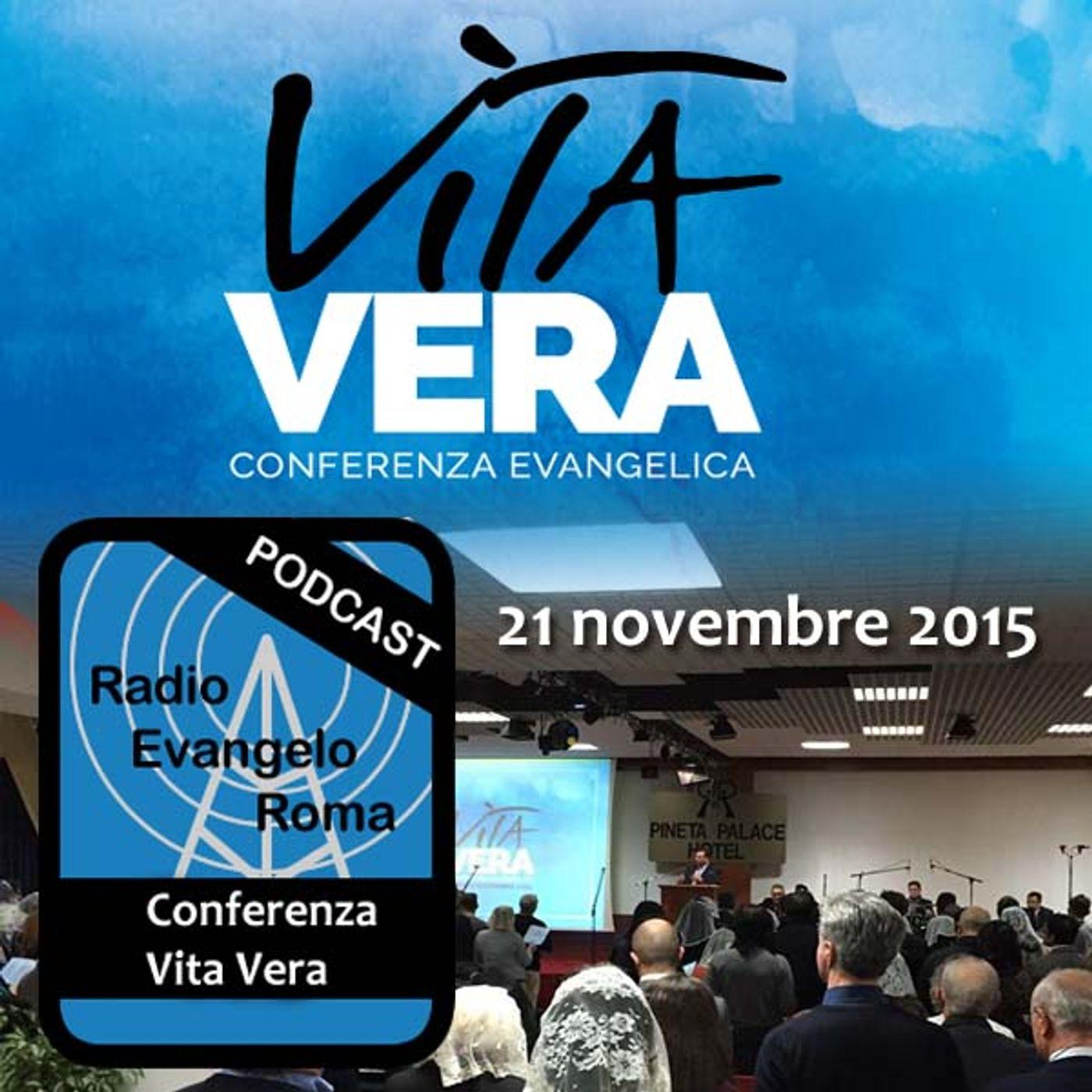 Conferenza Vita Vera