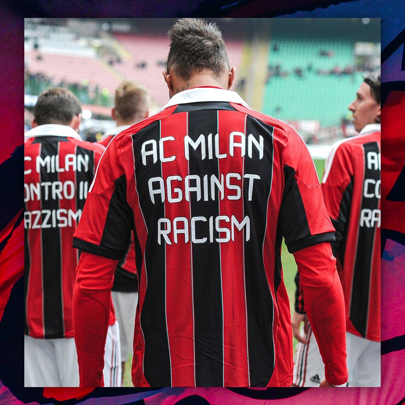 Racism no way