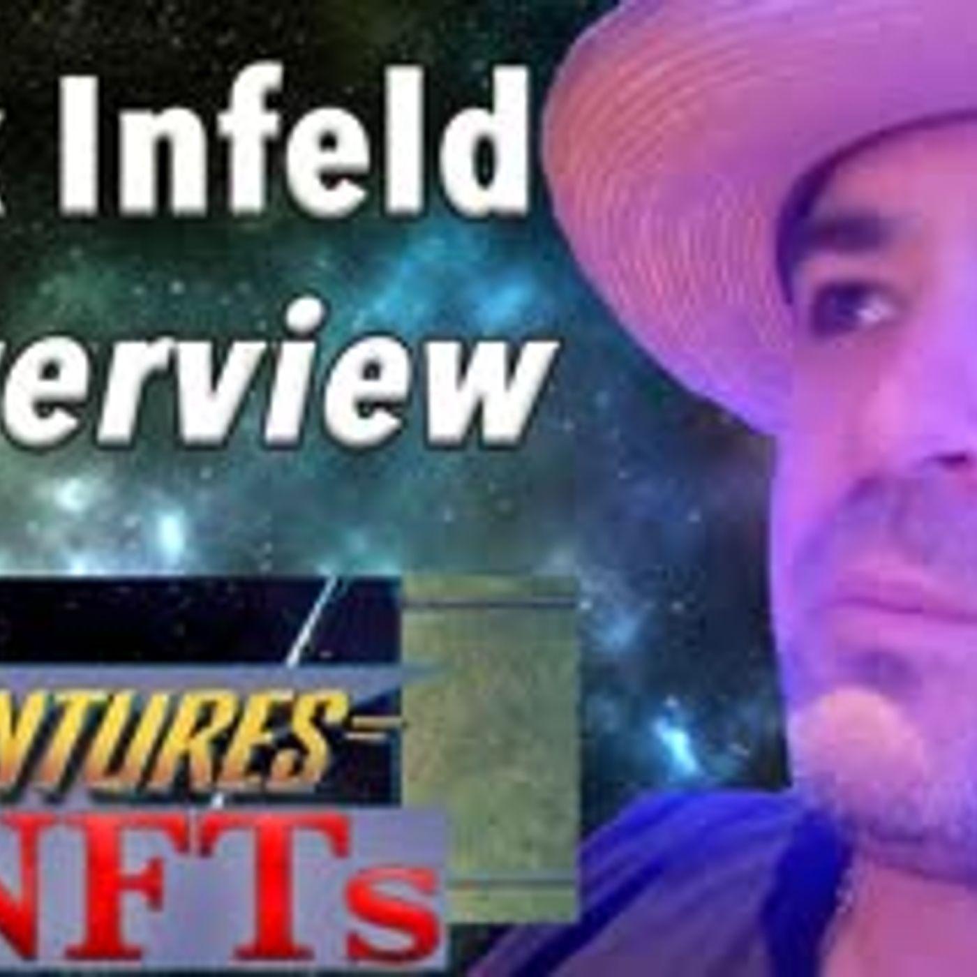 Max Infeld Interview - Adventures in #NFTs #5