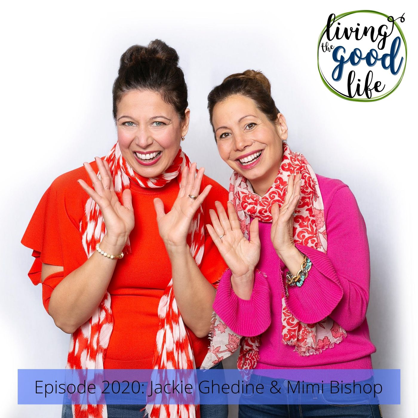 LTGL2020- Overcoming Stress and Anxiety for GenX women - Jackie Ghedine and Mimi Bishop