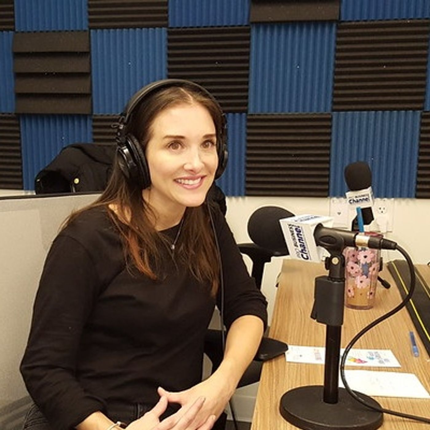 Jenna Shulman with the Jewish Educational Loan Fund on Non Profits Radio