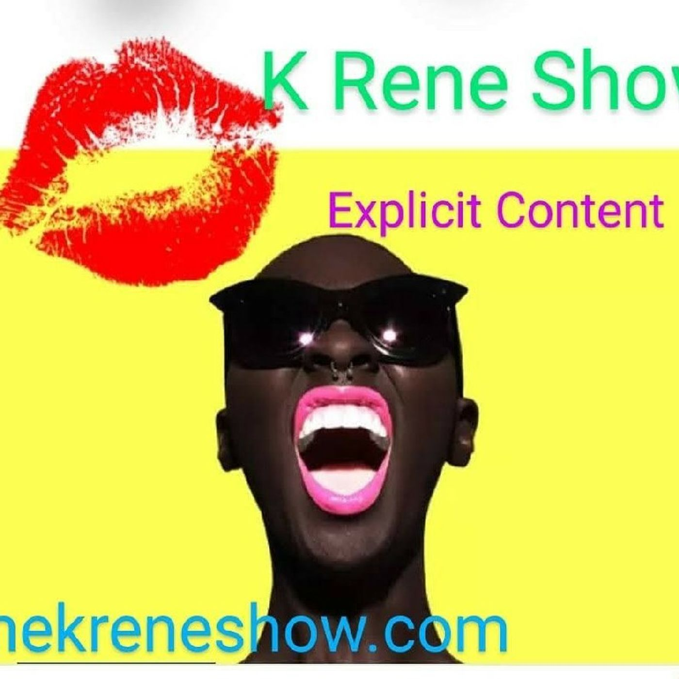 S♤8 EP♤13  K Rene Show~ SLOW DOWN BEFORE YOU F**K UP...AGAIN!!!