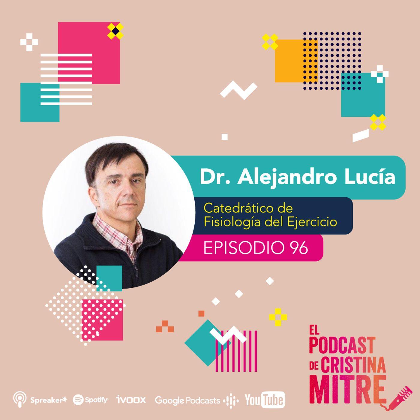 Si el ejercicio fuese una pastilla se prescribiría a todo el mundo con el Dr. Alejandro Lucía