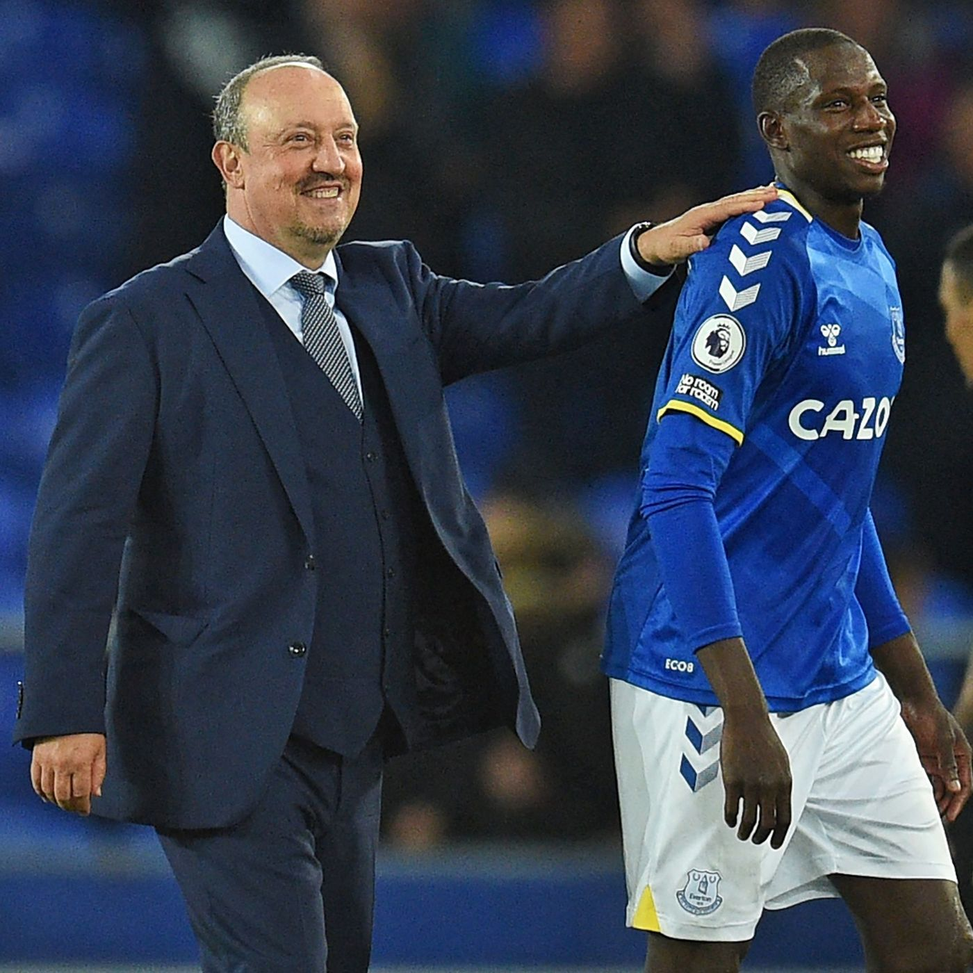 Royal Blue: Shifting perceptions and transforming Doucoure, but Villa offer Benitez his biggest test yet