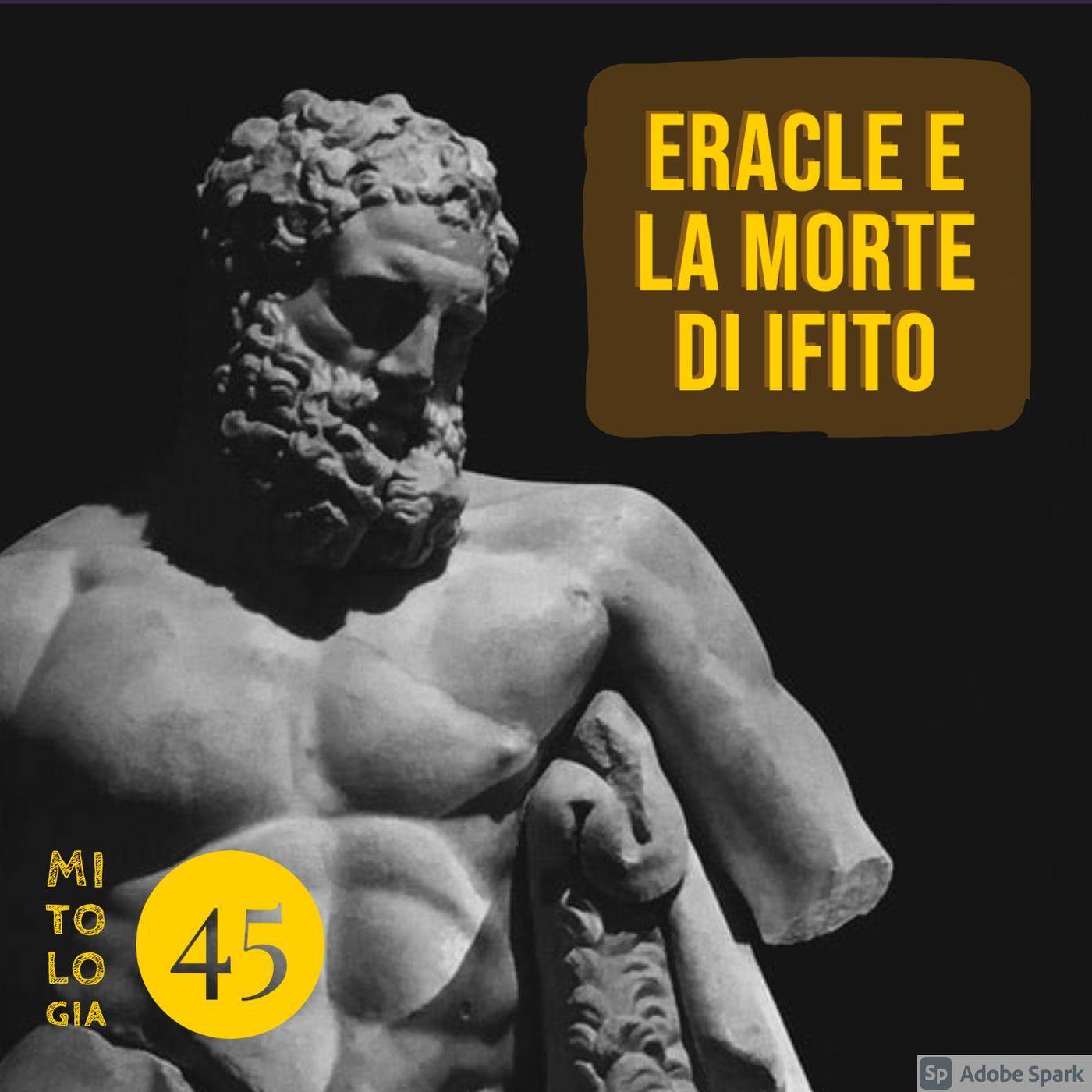 La morte di Ifito e la schiavitù di Eracle