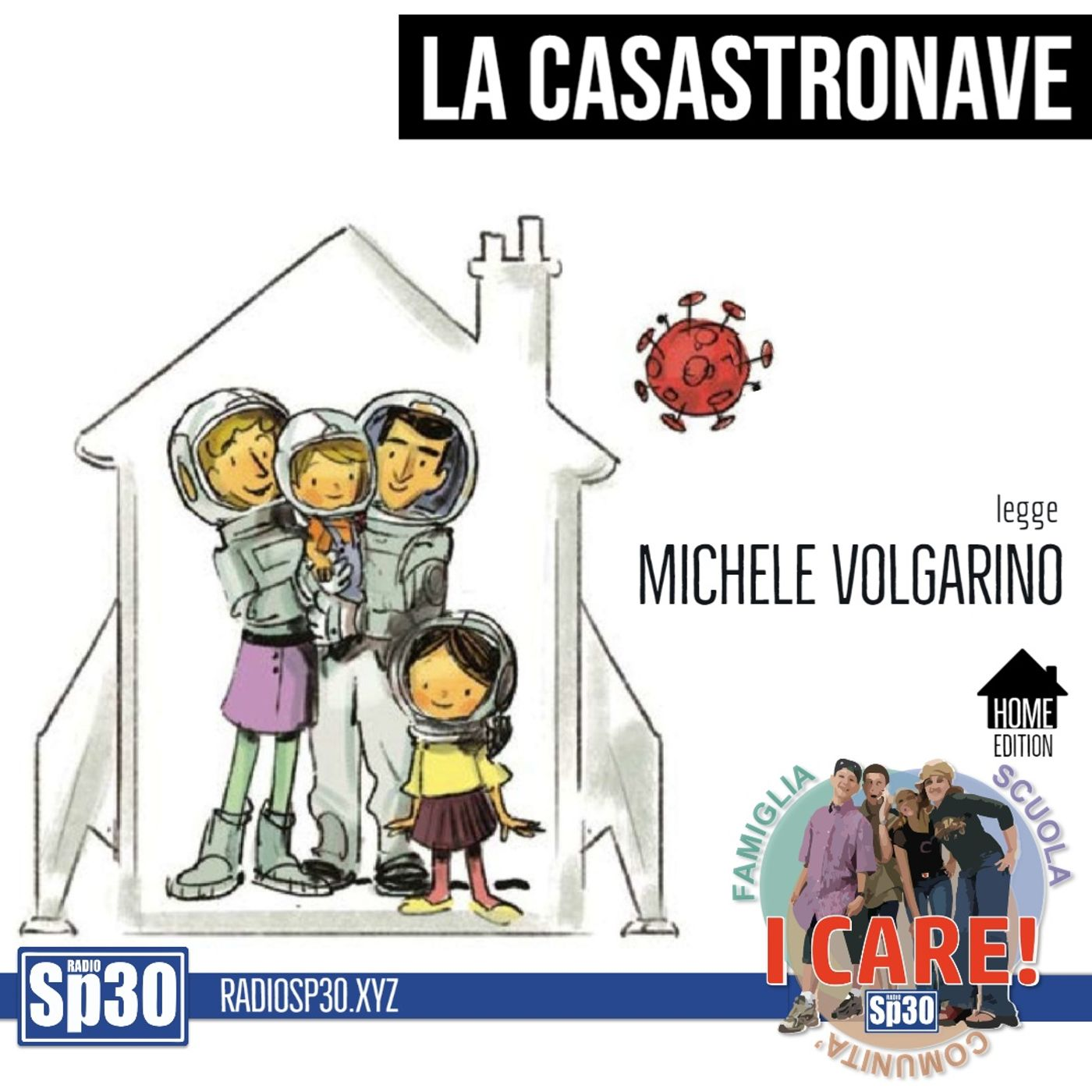 #ICARE - LA CASASTRONAVE