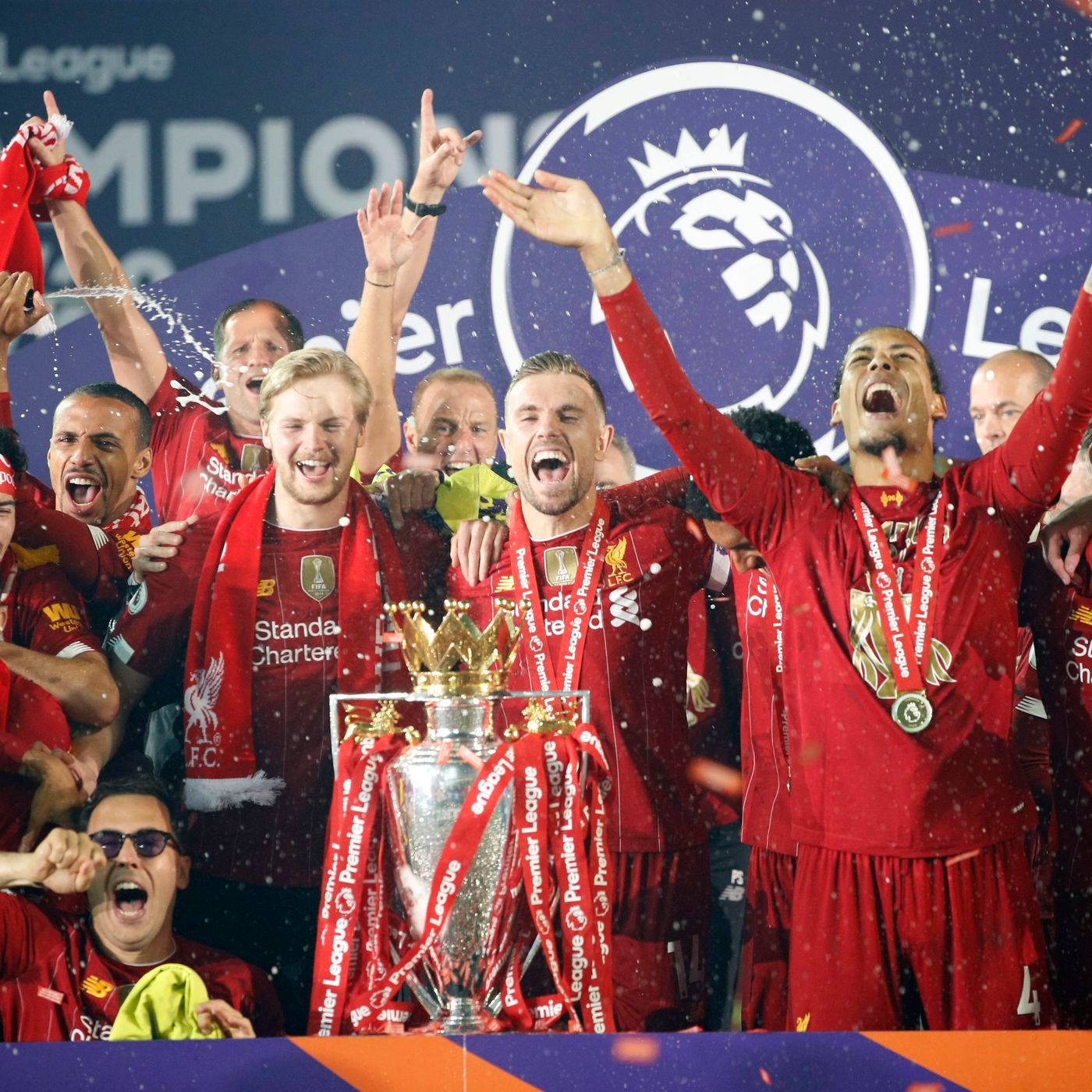 Blood Red: Title coronation, one year on   Bowen the man for Liverpool?   Mainz previewed