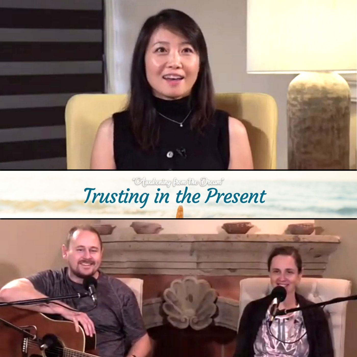 """""""Trusting In the Present"""" - Frances Xu - Opening Session - Awakening from the Dream Weekend Online Retreat"""