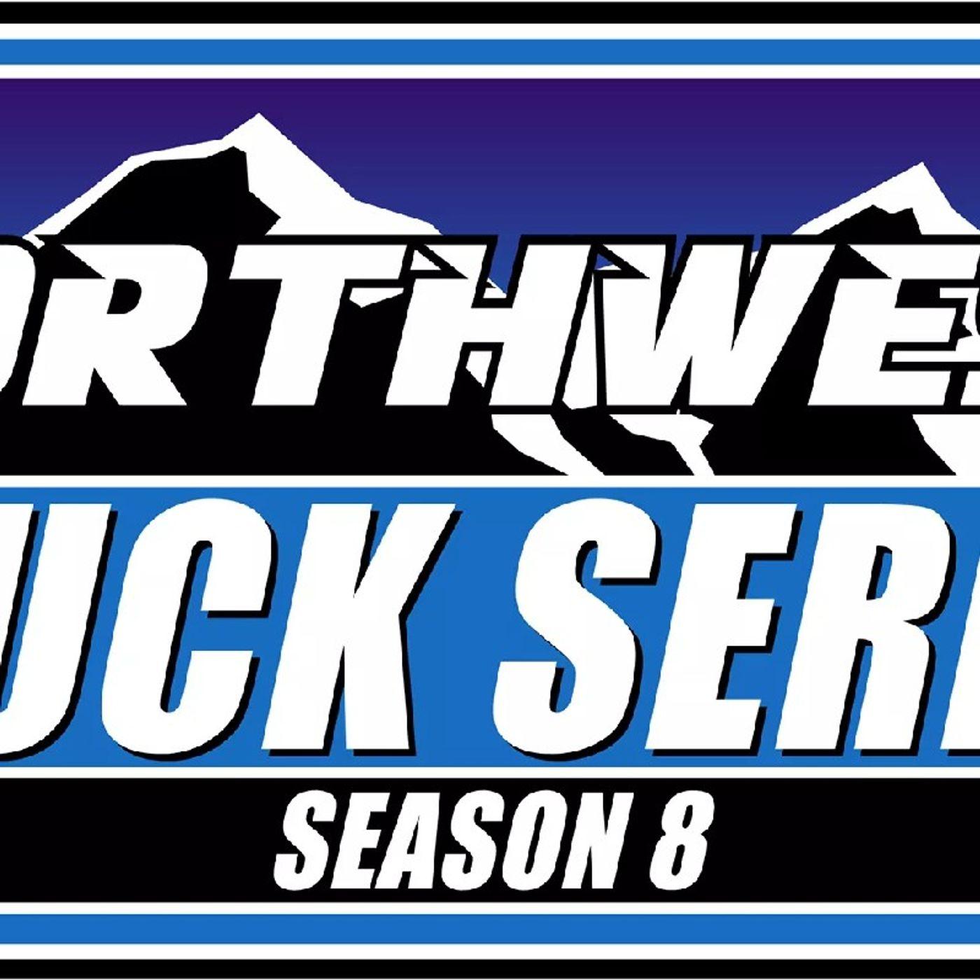 Northwest iRacing Truck Series from virtual Richmond (VA) Raceway! #CRNeSports #WeAreCRN 🎮🎤🎧