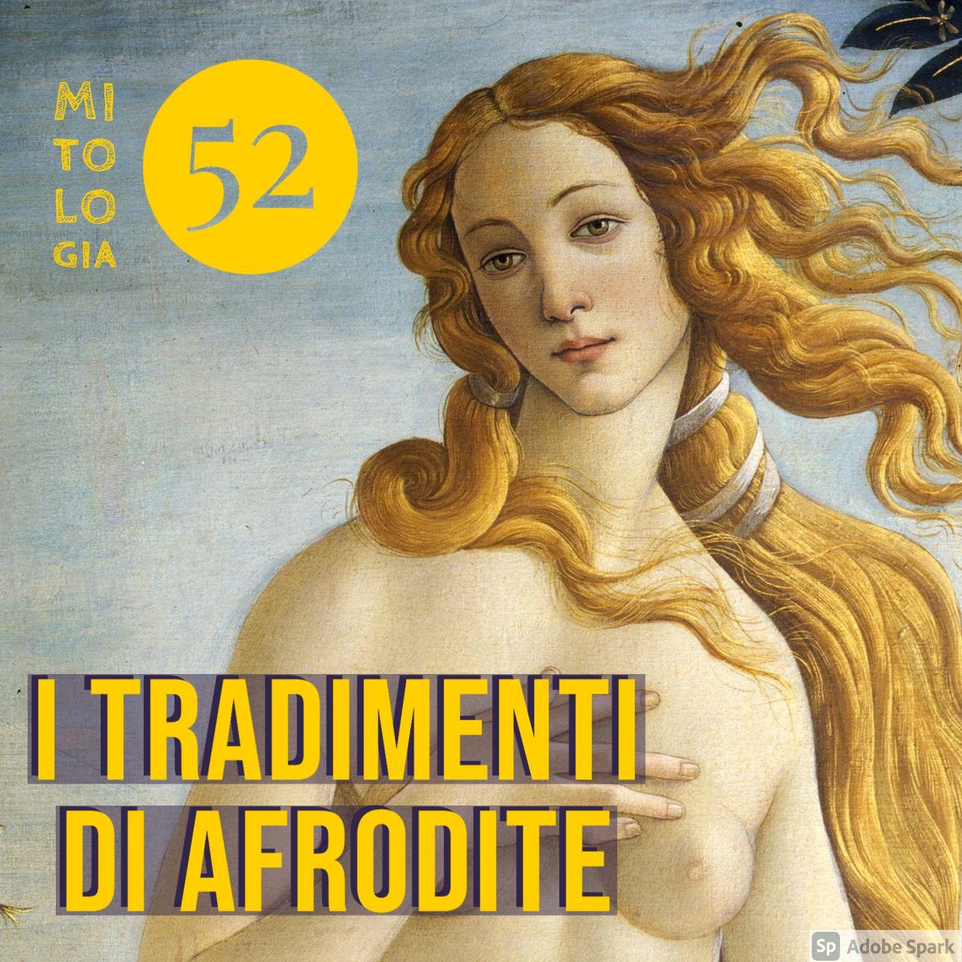 I tradimenti di Afrodite
