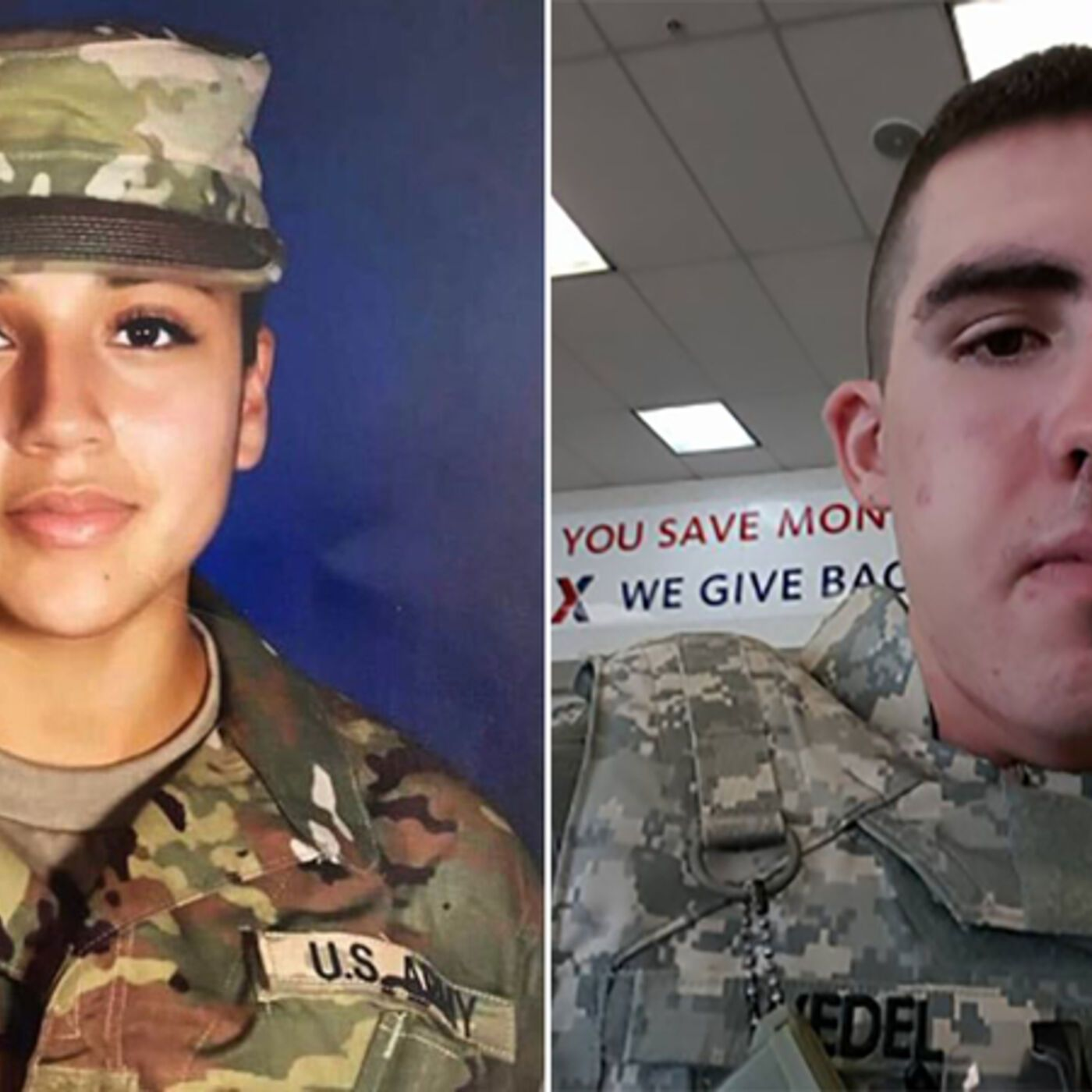 Our Missing Soldiers: Gregory Wedel-Morales & Vanessa Guillen
