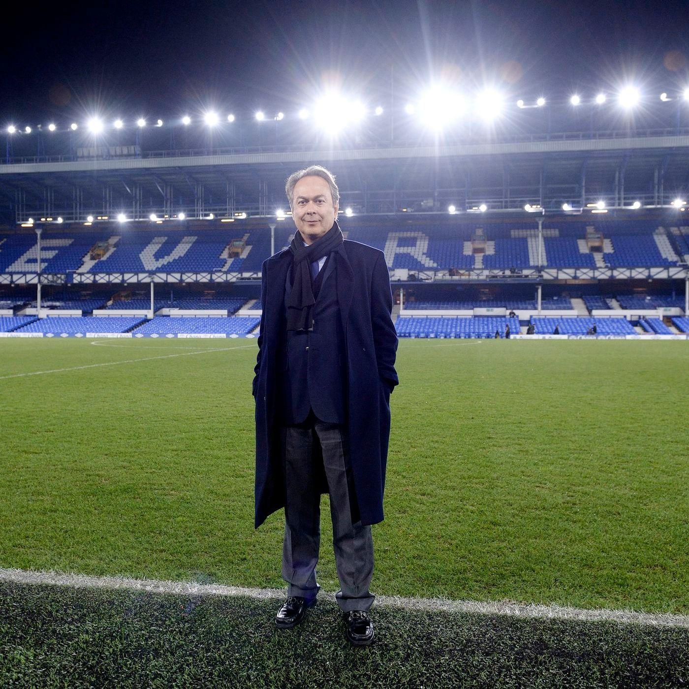 Royal Blue: Farhad Moshiri's managerial conundrum as Rafa Benitez links cause divide at Goodison
