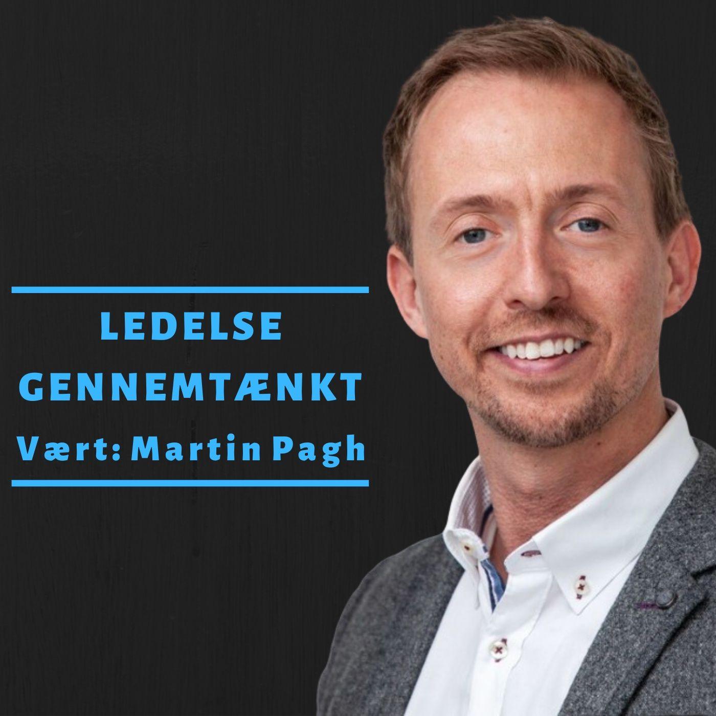 Ep. 40 - Fatale forandringer og hvordan du håndterer dem bedst .. med Christian Ørsted