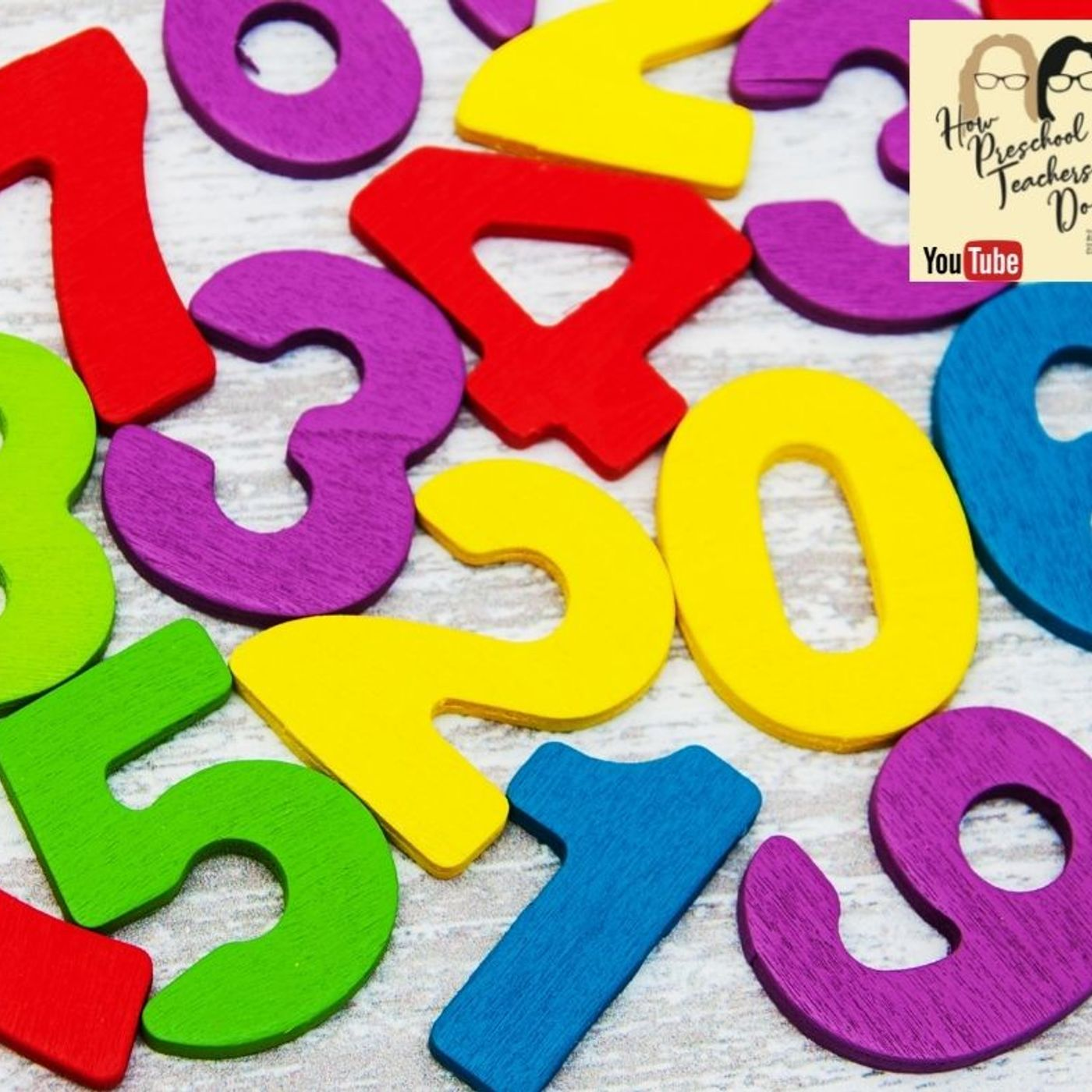 130: Math Talk: Teach Numbers in Real Ways (Another Lost Episode)