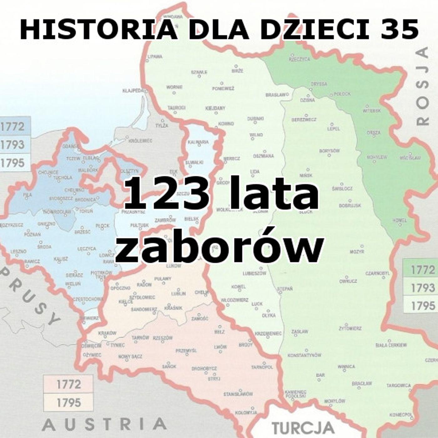 35 - 123 lata zaborów