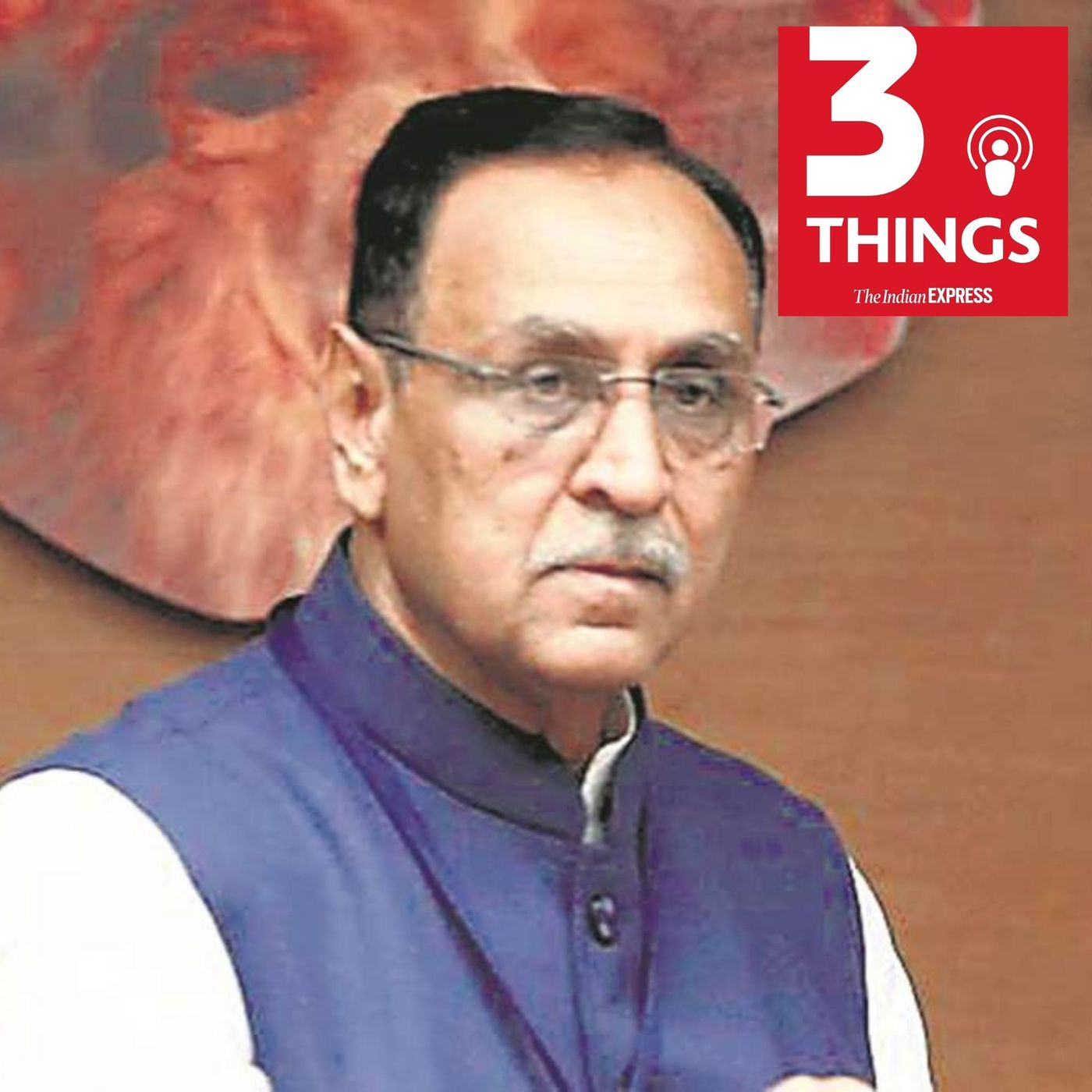 What led to the Gujarat CM's resignation?