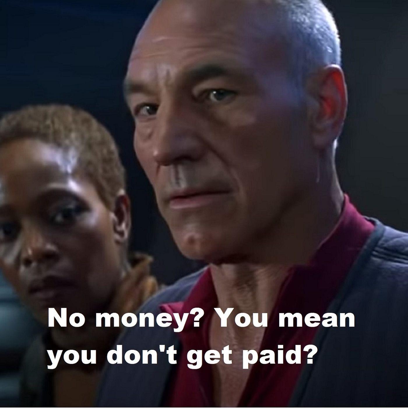 ...About Money in Star Trek