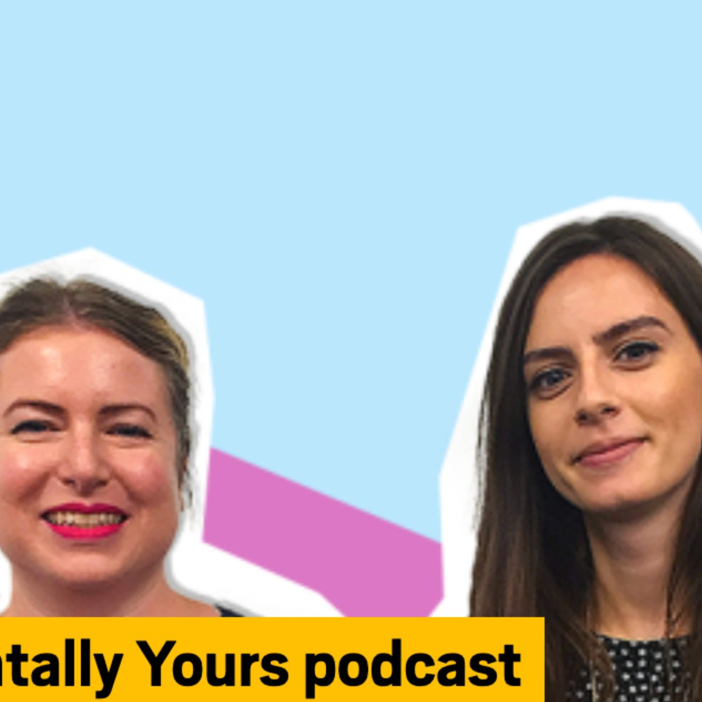No Really, I'm Fine - Yvette Caster and Ellen Scott discuss what inspired them to start talking Mental Health out loud