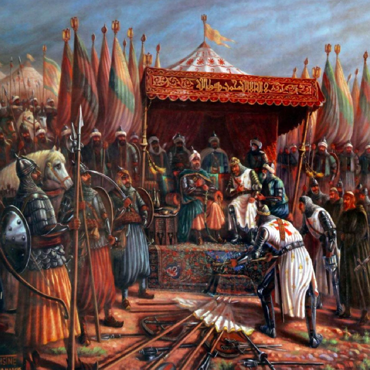 Benedette Guerre: crociate e jihad - ExtraBarbero (Le Piazze della Storia, 2012)