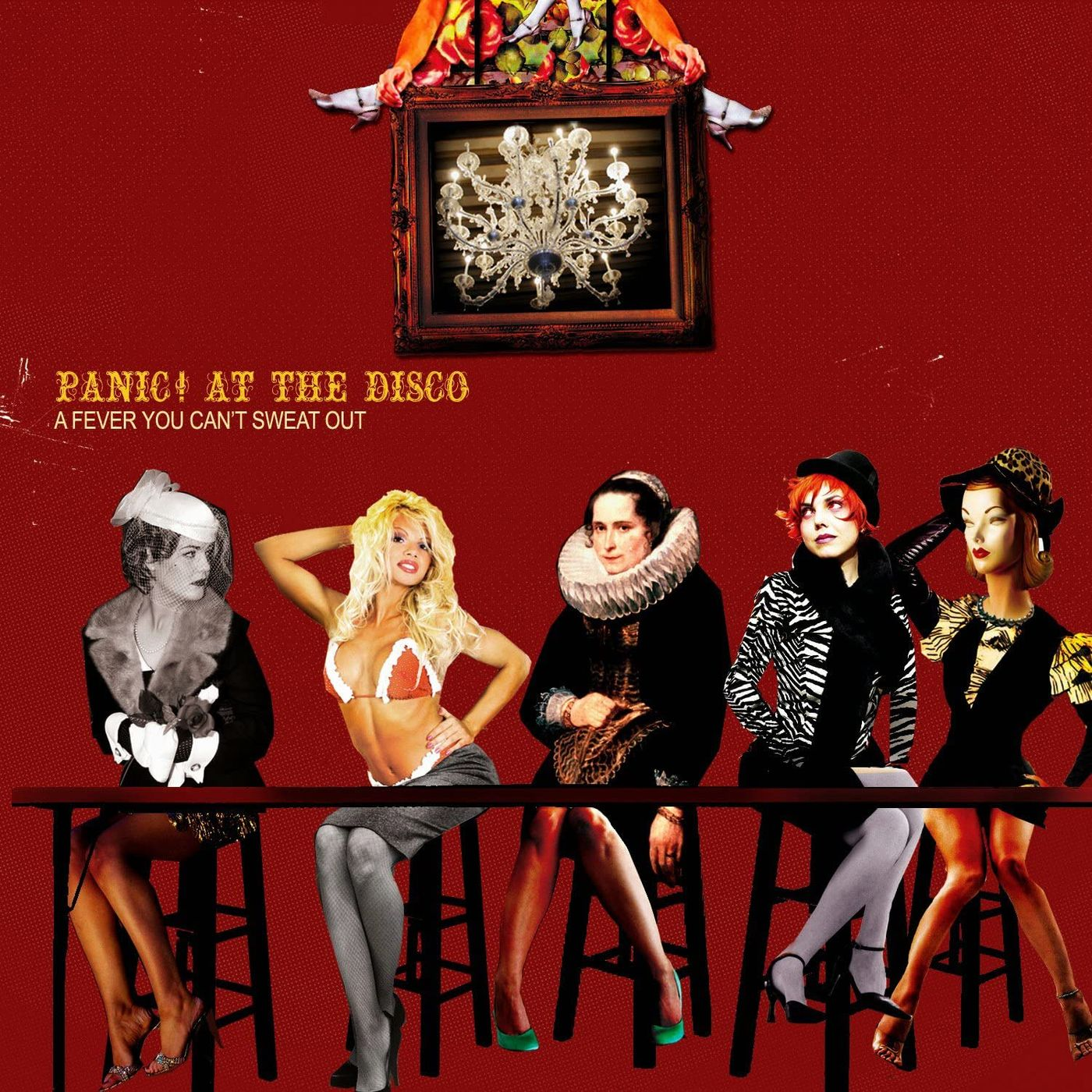 A Fever You Can't Sweat Out: Panic! At The Disco with Meg from Gin and Beer It