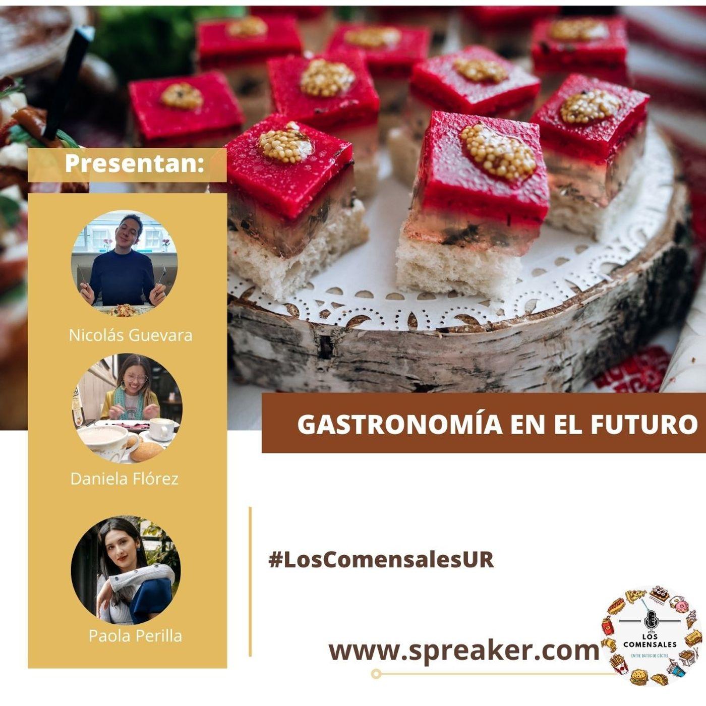 Gastronomía en el futuro