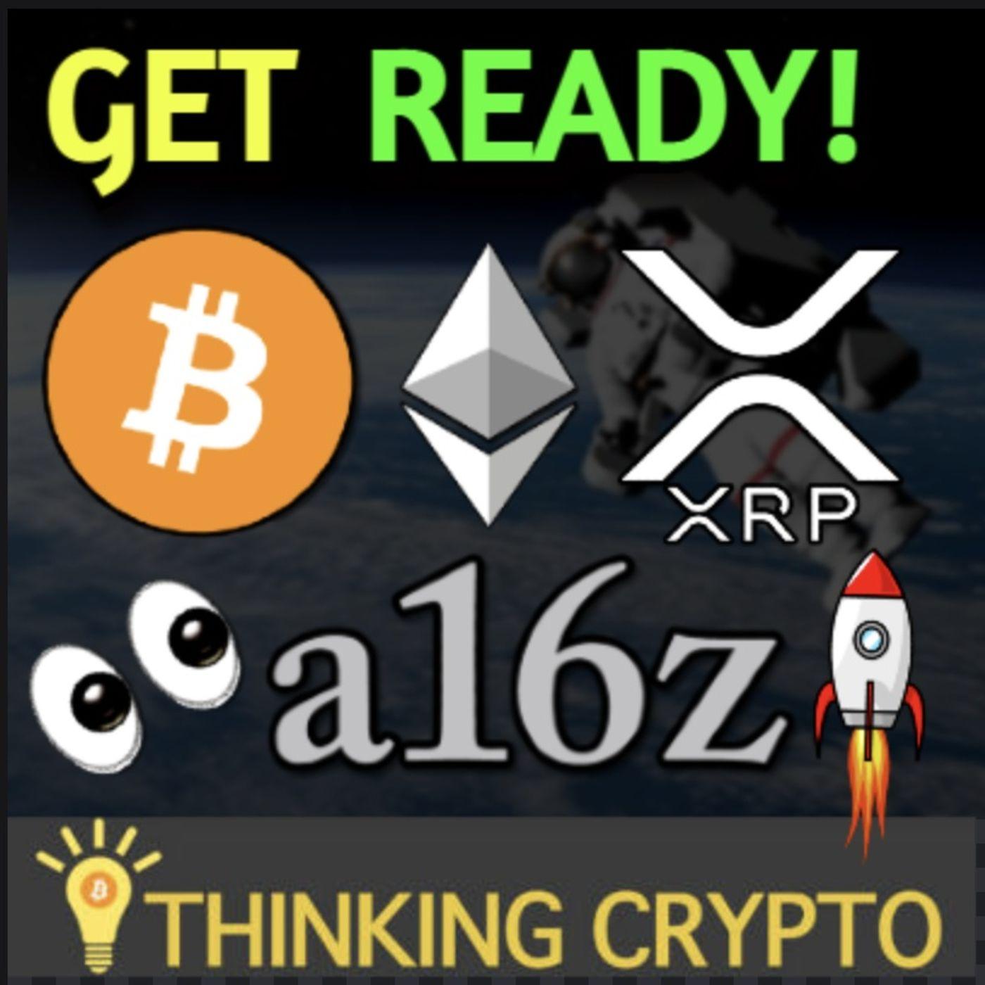 Bitcoin Breakout, Ethereum $10K, XRP $2 - a16z $1 Billion Crypto Fund & Ripple SEC Hearing