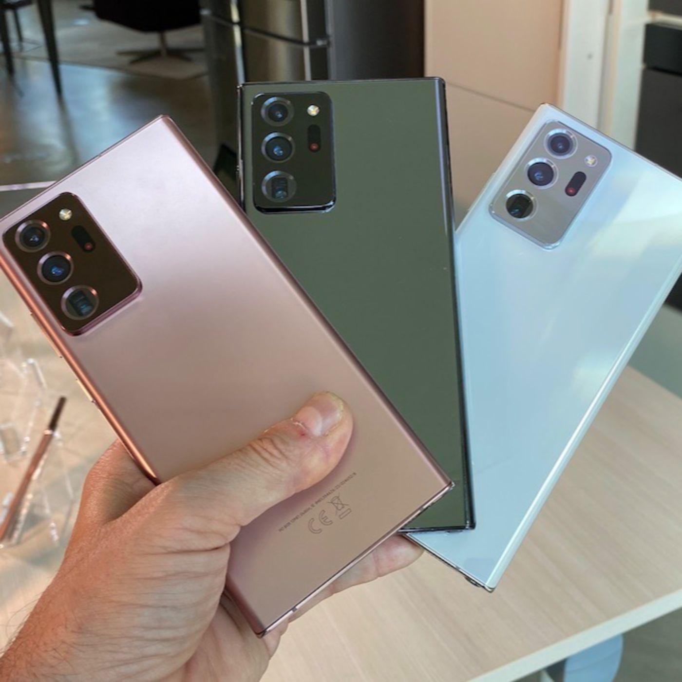 Samsung Galaxy Note20 e Note20 Ultra 5G: tutto quello che dovete sapere
